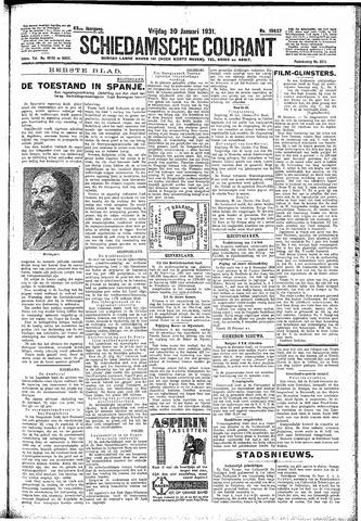 Schiedamsche Courant 1931-01-30