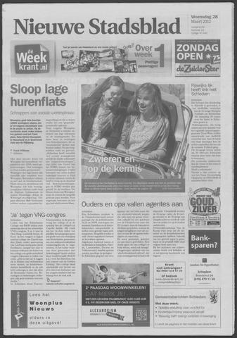 Het Nieuwe Stadsblad 2012-03-28