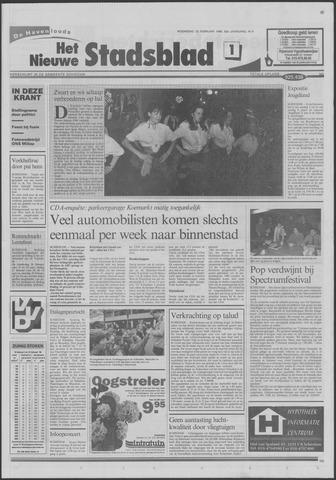 Het Nieuwe Stadsblad 1998-02-25