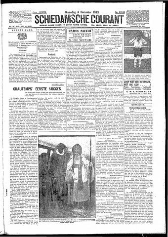 Schiedamsche Courant 1933-12-04