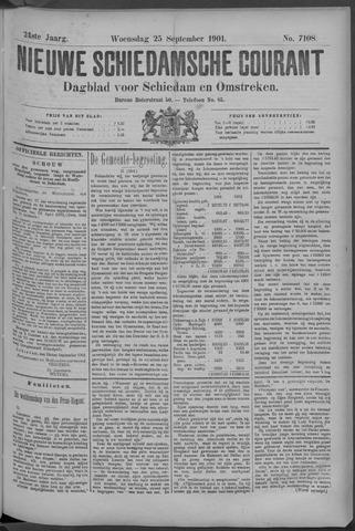 Nieuwe Schiedamsche Courant 1901-09-25