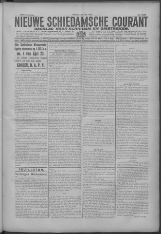 Nieuwe Schiedamsche Courant 1925-06-23