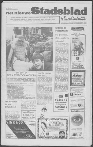 Het Nieuwe Stadsblad 1970-11-20
