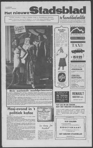 Het Nieuwe Stadsblad 1970-06-17