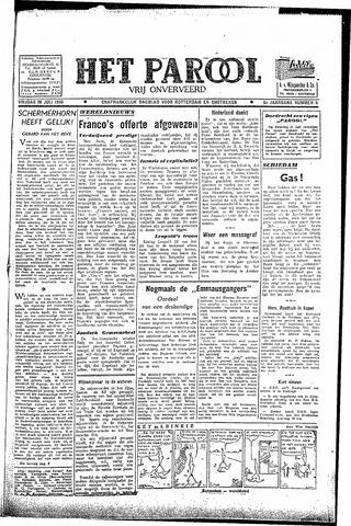 Rotterdamsch Parool / De Schiedammer 1945-07-20