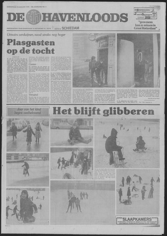 De Havenloods 1979-01-18