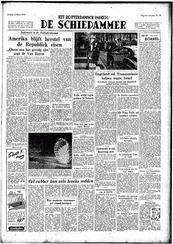 Rotterdamsch Parool / De Schiedammer 1949-03-11
