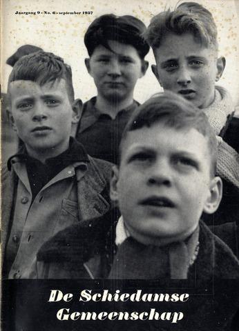 Schiedamse Gemeenschap (tijdschrift) 1957-09-01