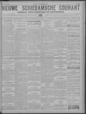 Nieuwe Schiedamsche Courant 1929-12-23