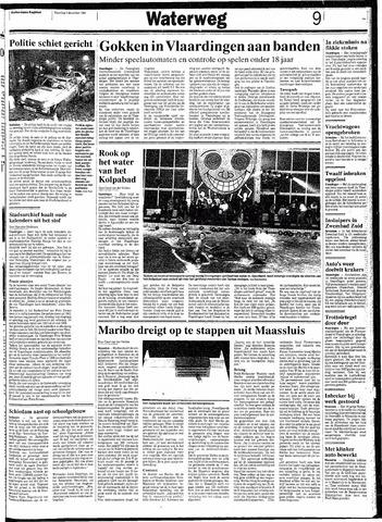 Rotterdamsch Nieuwsblad / Schiedamsche Courant / Rotterdams Dagblad / Waterweg / Algemeen Dagblad 1991-12-02