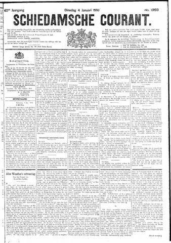 Schiedamsche Courant 1910-01-04