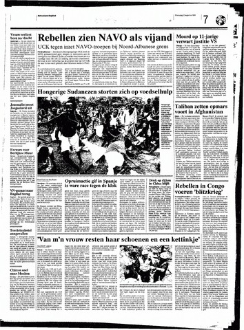 Rotterdamsch Nieuwsblad / Schiedamsche Courant / Rotterdams Dagblad / Waterweg / Algemeen Dagblad 1998-08-12