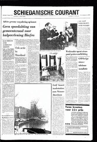 Rotterdamsch Nieuwsblad / Schiedamsche Courant / Rotterdams Dagblad / Waterweg / Algemeen Dagblad 1970-01-17