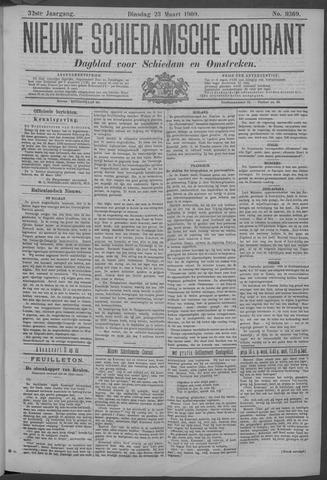 Nieuwe Schiedamsche Courant 1909-03-23