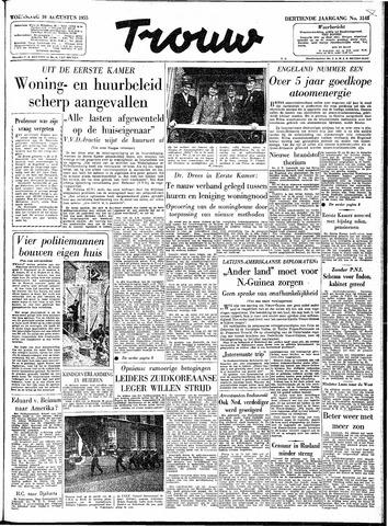 Trouw / De Rotterdammer 1955-08-10