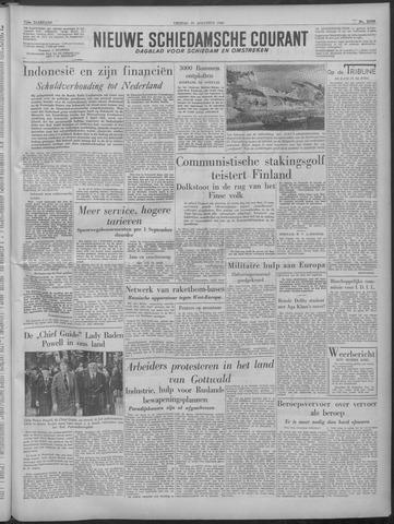 Nieuwe Schiedamsche Courant 1949-08-19
