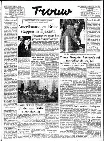 Trouw / De Rotterdammer 1955-06-15