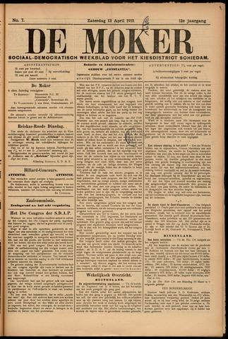 De Moker 1912-04-13