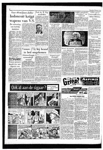 Rotterdamsch Parool / De Schiedammer 1959-02-09