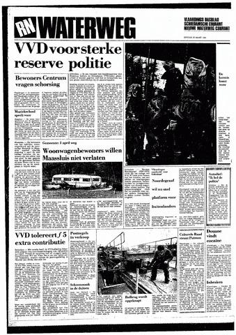 Rotterdamsch Nieuwsblad / Schiedamsche Courant / Rotterdams Dagblad / Waterweg / Algemeen Dagblad 1985-03-26