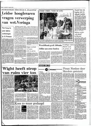 Rotterdamsch Parool / De Schiedammer 1970-08-31