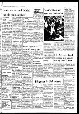 Rotterdamsch Nieuwsblad / Schiedamsche Courant / Rotterdams Dagblad / Waterweg / Algemeen Dagblad 1968-09-19