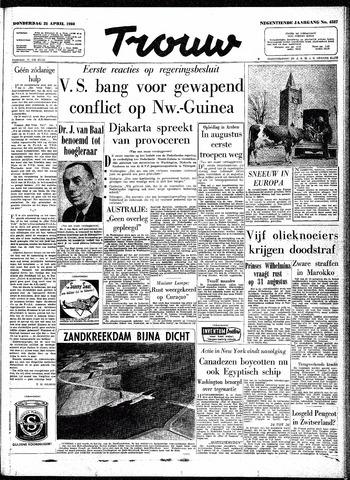 Trouw / De Rotterdammer 1960-04-28
