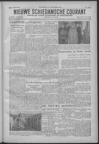 Nieuwe Schiedamsche Courant 1946-09-26