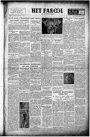 Rotterdamsch Parool / De Schiedammer 1947-02-24