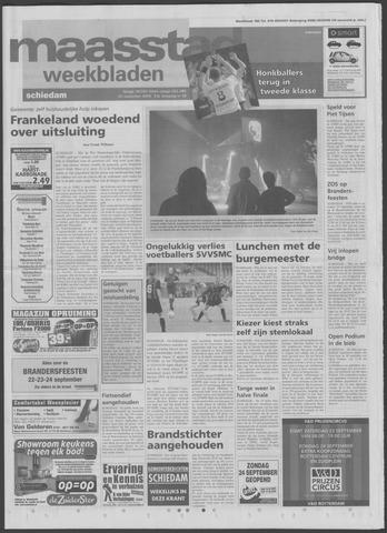 Maaspost / Maasstad / Maasstad Pers 2006-09-20