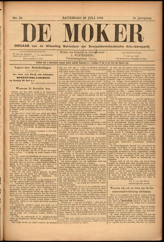 De Moker 1905-07-29