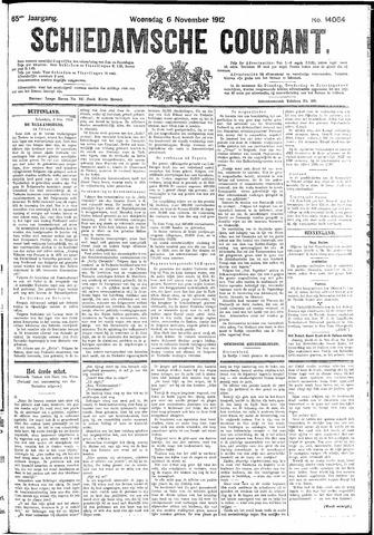 Schiedamsche Courant 1912-11-06