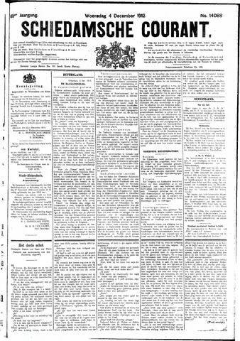Schiedamsche Courant 1912-12-04