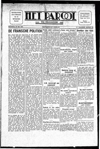 Rotterdamsch Parool / De Schiedammer 1945-05-28