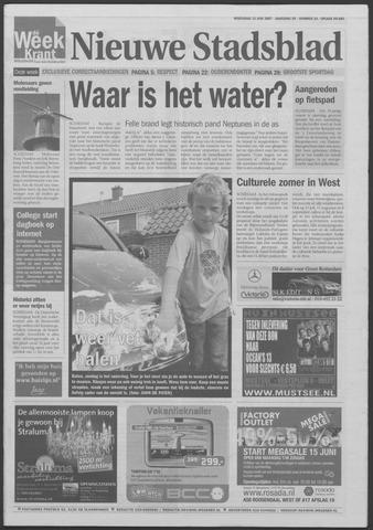 Het Nieuwe Stadsblad 2007-06-13