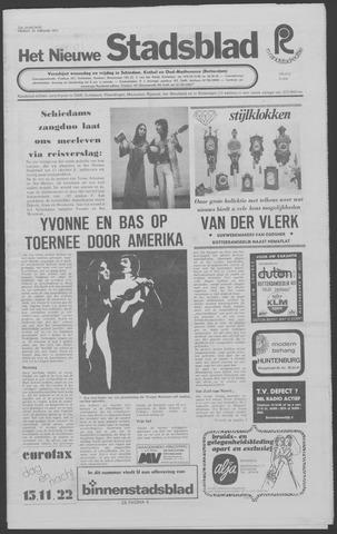Het Nieuwe Stadsblad 1972-02-25