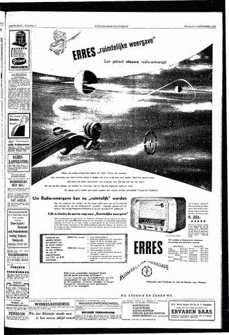 Rotterdamsch Nieuwsblad / Schiedamsche Courant / Rotterdams Dagblad / Waterweg / Algemeen Dagblad 1953-09-18