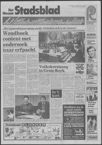 Het Nieuwe Stadsblad 1985-12-11