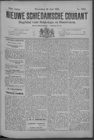 Nieuwe Schiedamsche Courant 1901-06-26