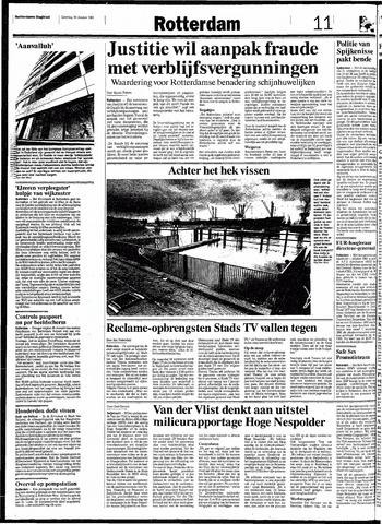 Rotterdamsch Nieuwsblad / Schiedamsche Courant / Rotterdams Dagblad / Waterweg / Algemeen Dagblad 1991-10-26