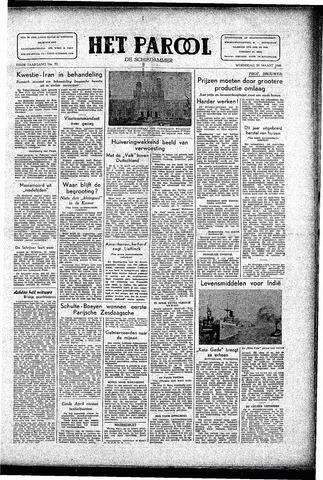 Rotterdamsch Parool / De Schiedammer 1946-03-27