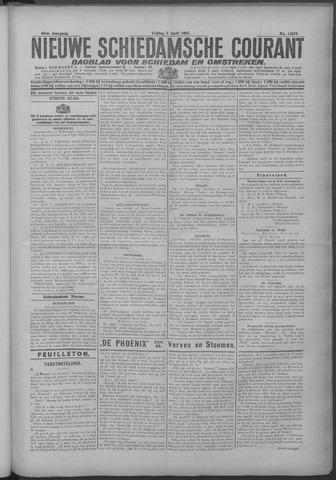 Nieuwe Schiedamsche Courant 1925-04-03