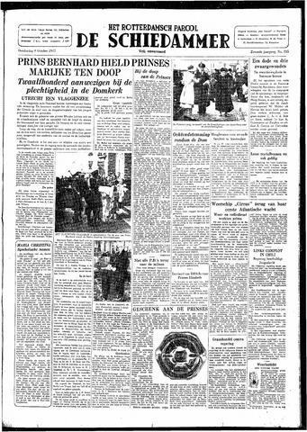 Rotterdamsch Parool / De Schiedammer 1947-10-09