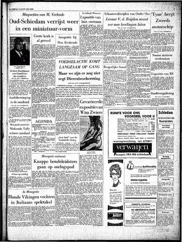 Rotterdamsch Parool / De Schiedammer 1963-01-12