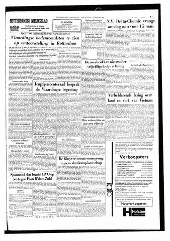 Rotterdamsch Nieuwsblad / Schiedamsche Courant / Rotterdams Dagblad / Waterweg / Algemeen Dagblad 1966-02-17