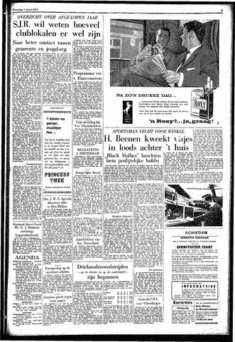 Rotterdamsch Parool / De Schiedammer 1961-03-01