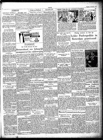 Trouw / De Rotterdammer 1953-10-09