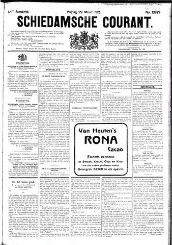 Schiedamsche Courant 1912-03-29