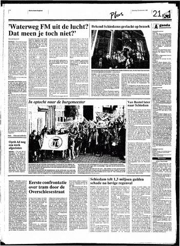 Rotterdamsch Nieuwsblad / Schiedamsche Courant / Rotterdams Dagblad / Waterweg / Algemeen Dagblad 1998-09-19