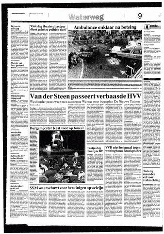 Rotterdamsch Nieuwsblad / Schiedamsche Courant / Rotterdams Dagblad / Waterweg / Algemeen Dagblad 1993-10-11